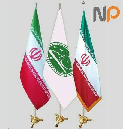 تولید پرچم لیزری